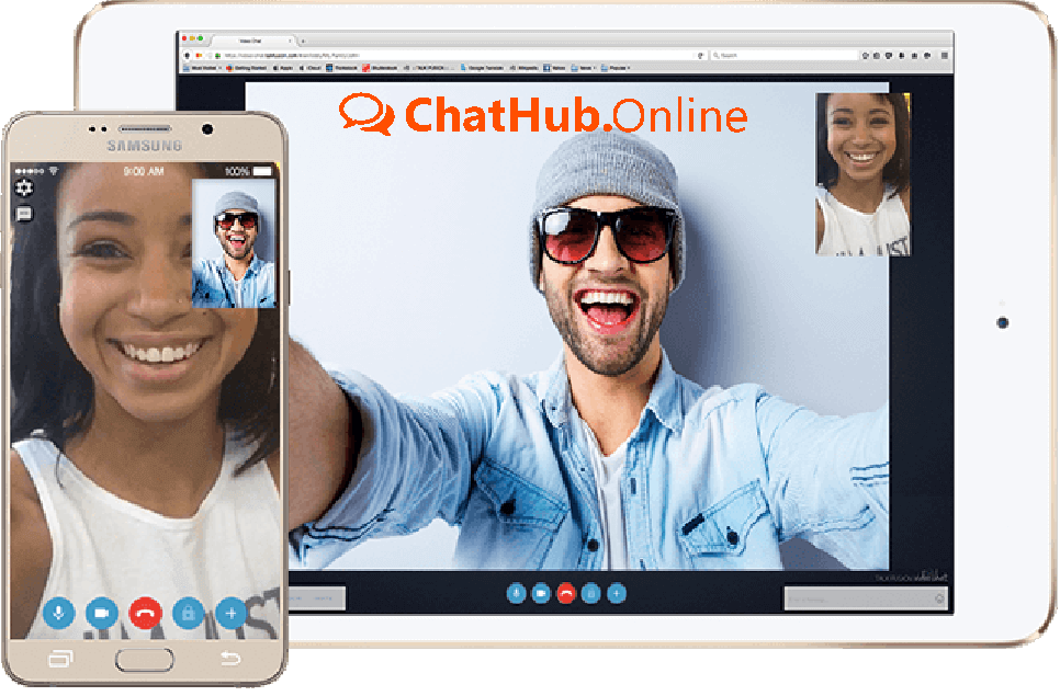 Chathub Free video chat app