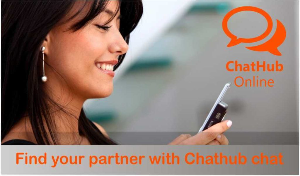 find your partner with Chathub chat