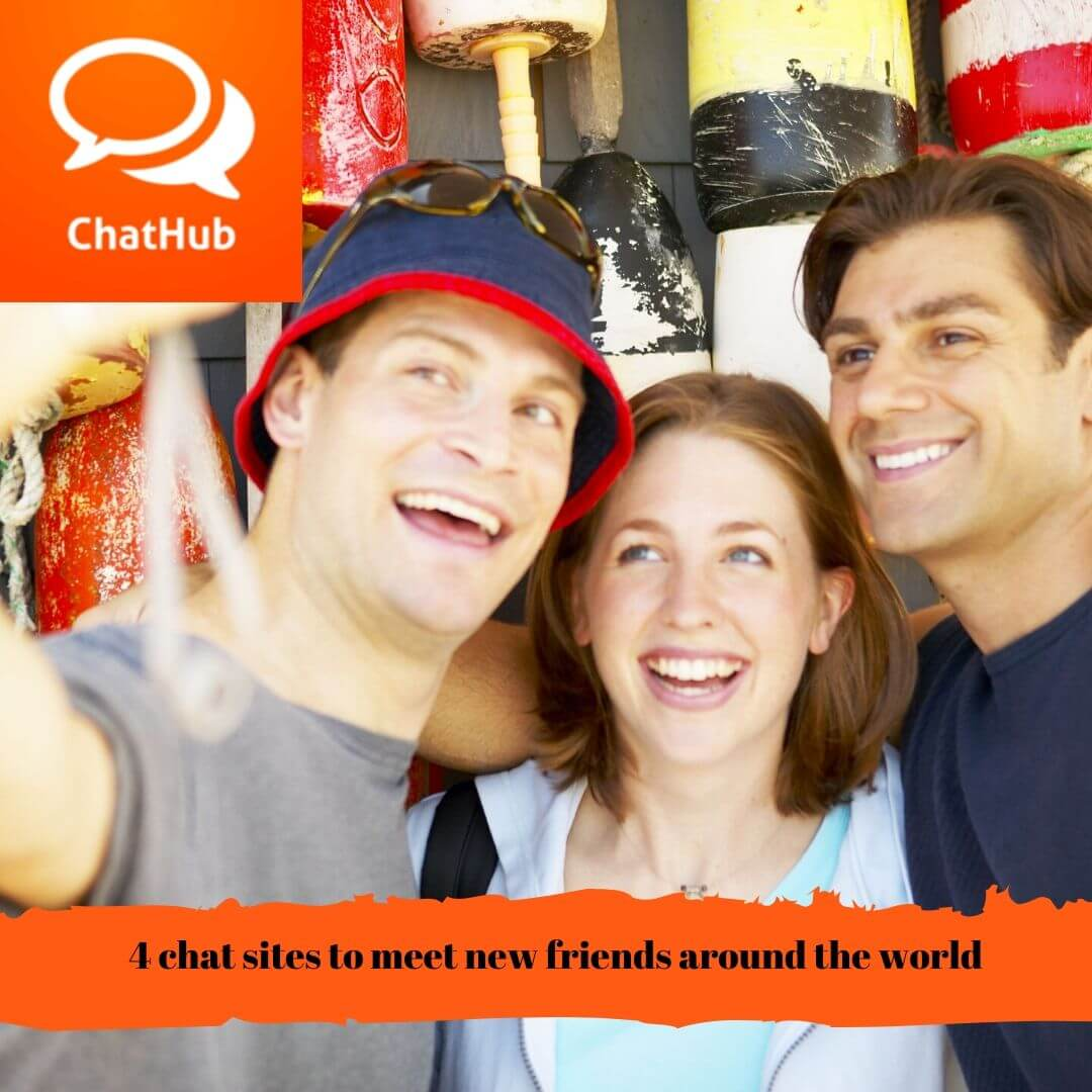 meet new friends - ChatHub Online Chat with Random Strangers